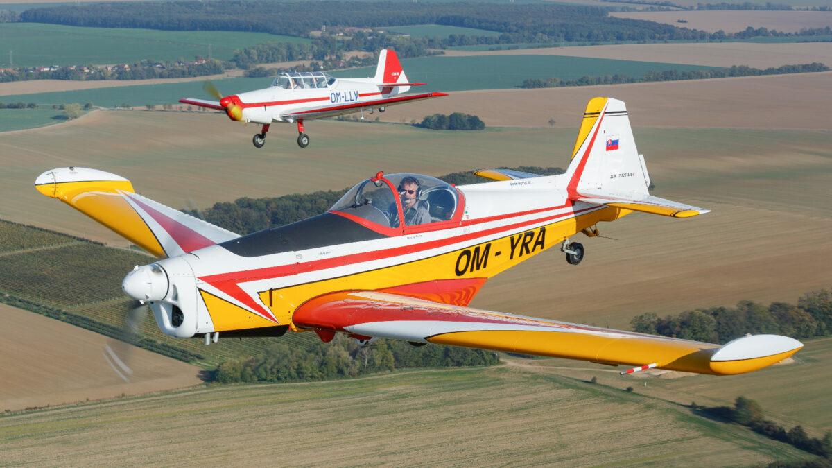 Naše lietadlá